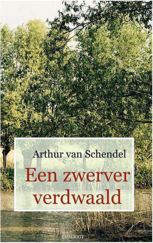 Een zwerver verdwaald - Arthur van Schendel |