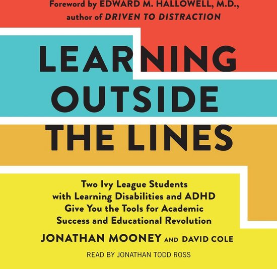 Boek cover Learning Outside The Lines van Dave Cole (Onbekend)