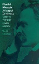Boek cover Aldus sprak Zarathoestra van Nietzsche