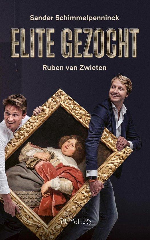 Boek cover Elite gezocht van Sander Schimmelpenninck (Onbekend)
