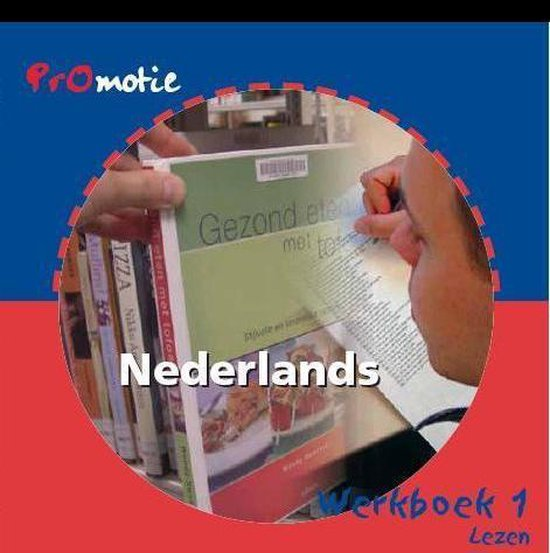 Promotie Nederlands 1 Lezen Werkboek - Jos Lange |
