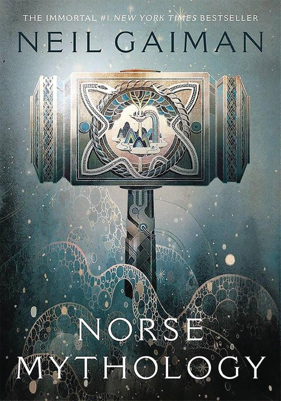 Boek cover Norse Mythology van Neil Gaiman (Paperback)