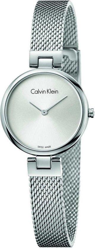 Calvin Klein Authentic Silver Horloge – Zilverkleurig