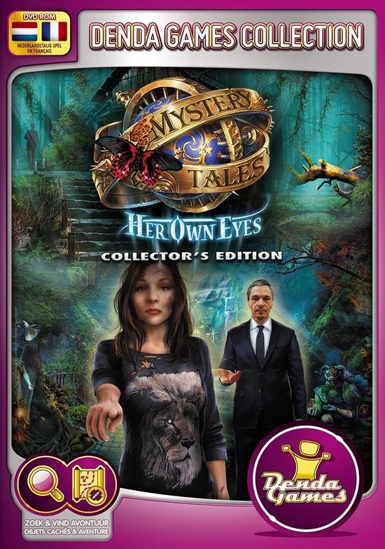Mystery Tales: Her Own Eyes (Collector's Edition) (PC)