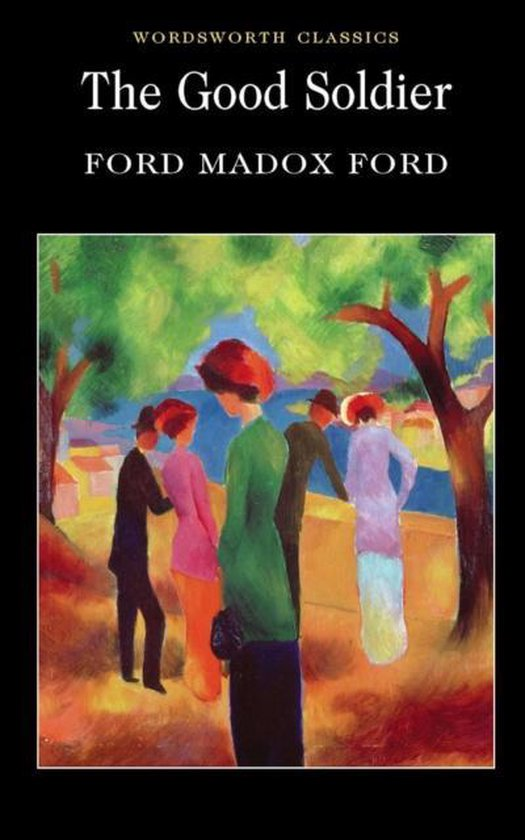 Boek cover The Good Soldier van Ford Madox Ford (Paperback)
