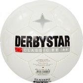 Derbystar Classic TT 5 Voetbal - Multi Kleuren - Wit - Maat 5