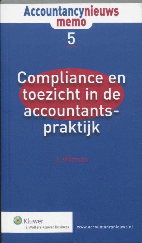 Cover van het boek 'Compliance en strategie / druk 1'