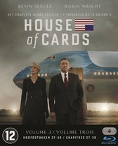 House of Cards - Seizoen 3 (Import) (Blu-ray)