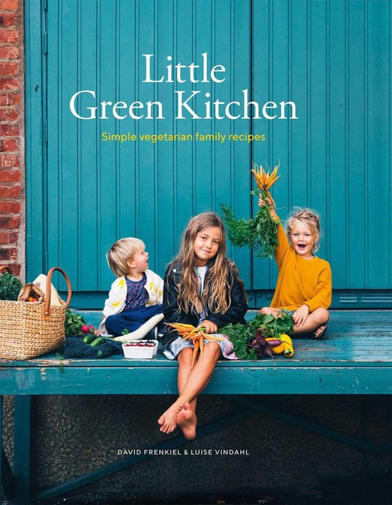 Boek cover Little Green Kitchen van David Frenkiel (Onbekend)