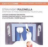 Chicago Symphony Orchestra - Pulcinella, Symphony In Three Mov