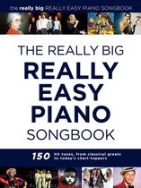 Boek cover The Really Big Really Easy Piano Songbook van Wise Publications