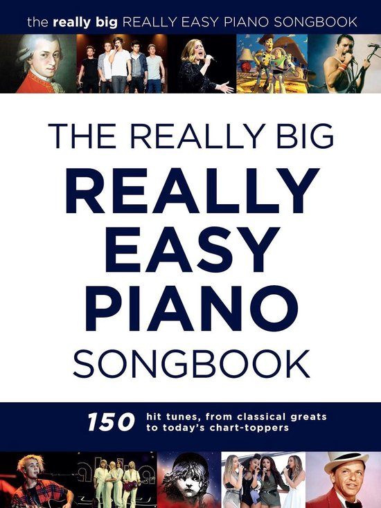 Afbeelding van The Really Big Really Easy Piano Songbook