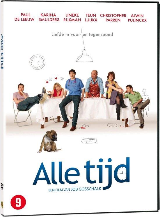 Cover van de film 'Alle Tijd'