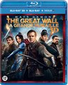 The Great Wall (3D Blu-ray)