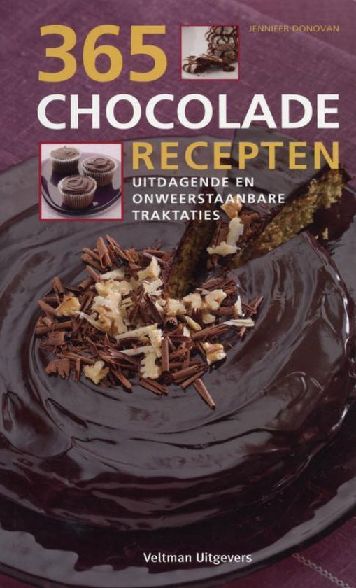 365 Chocoladerecepten - J. Donovan | Readingchampions.org.uk
