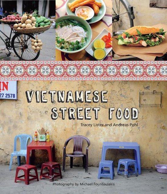 Boek cover Vietnamese Street Food van Andreas Pohl (Onbekend)
