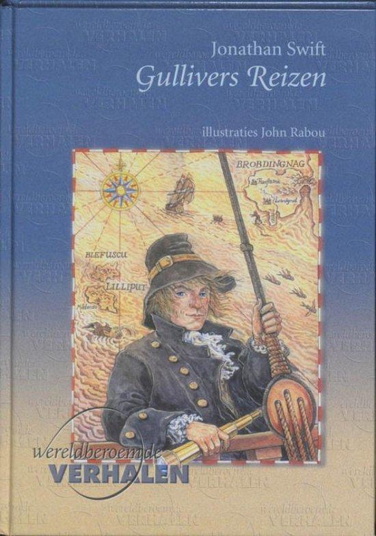 Wereldberoemde verhalen - Gullivers reizen - Jonathan Swift  