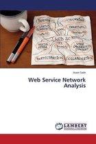 Web Service Network Analysis