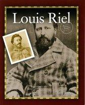 Omslag Louis Riel