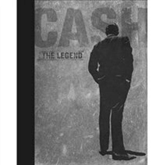 The Legend 5CD's + DVD + Boek  (Deluxe Limited Edition Box)