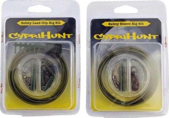 Albatros Safety Rig Kits - Bruin
