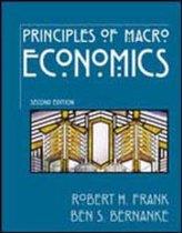 Boek cover Principle Macroeconomics van Frank