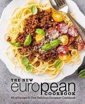 The New European Cookbook