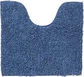 Sealskin Misto Toiletmat - 55x60 cm - Katoen - Blauw
