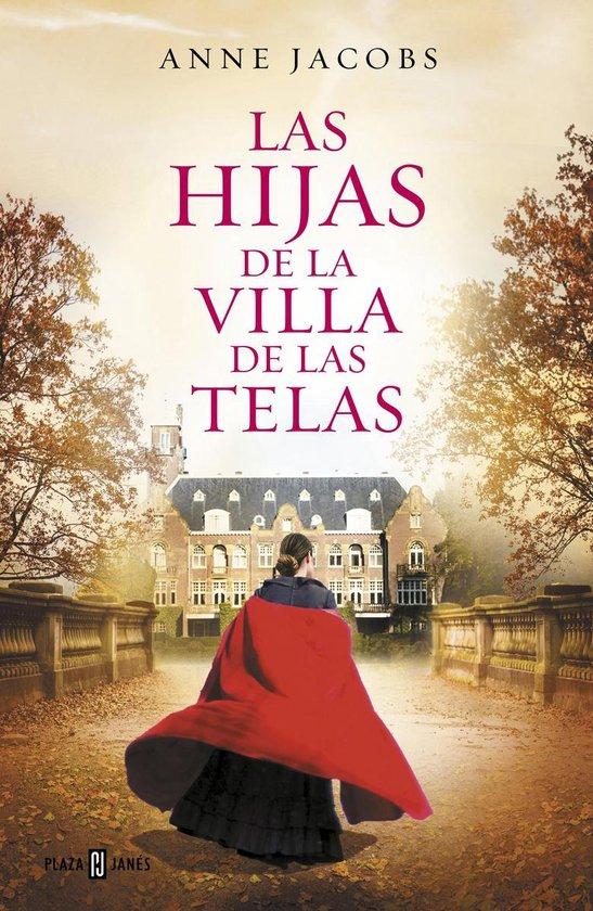 Boek cover Las hijas de la villa de las telas van Anne Jacobs (Onbekend)