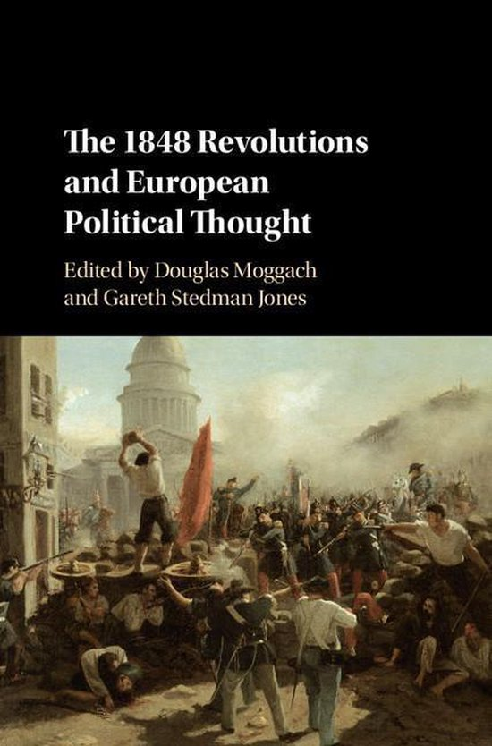 Boek cover The 1848 Revolutions and European Political Thought van  (Onbekend)
