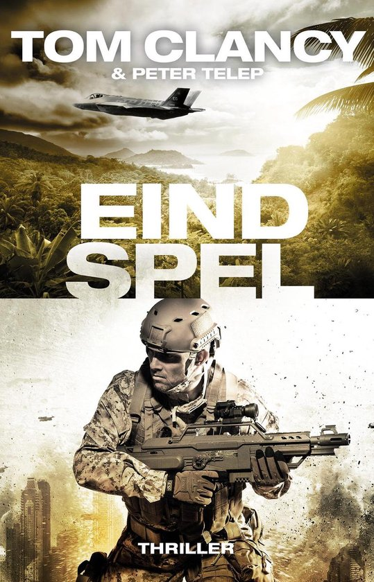 Eindspel - Tom Clancy |