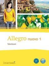 Afbeelding van Allegro nuovo 1 tekstboek + online mp3s