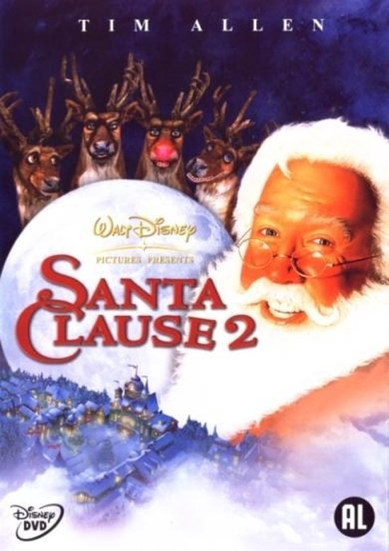 Cover van de film 'Santa Clause 2'
