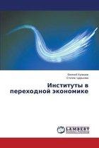 Instituty V Perekhodnoy Ekonomike