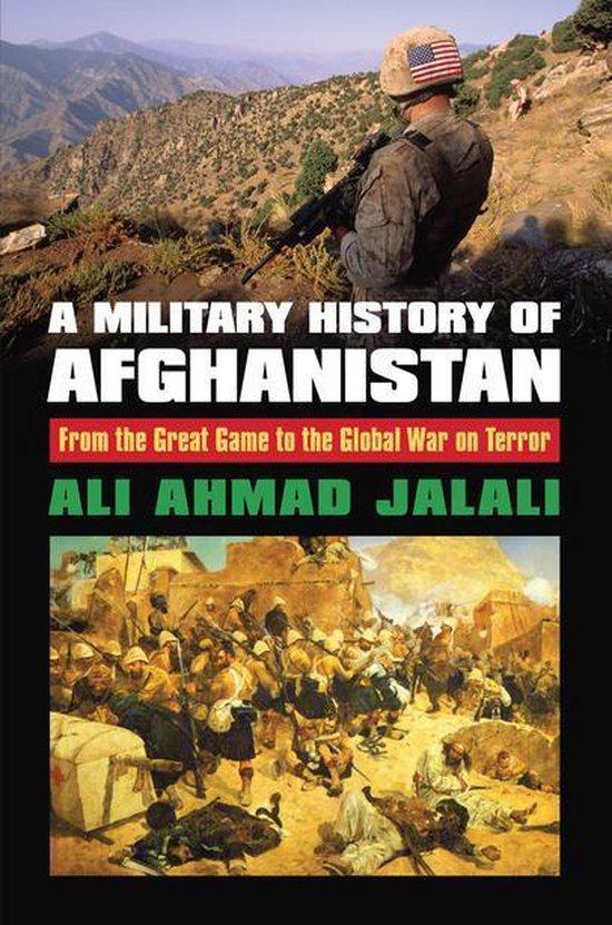 Boek cover A Military History of Afghanistan van Ali Ahmad Jalali (Onbekend)