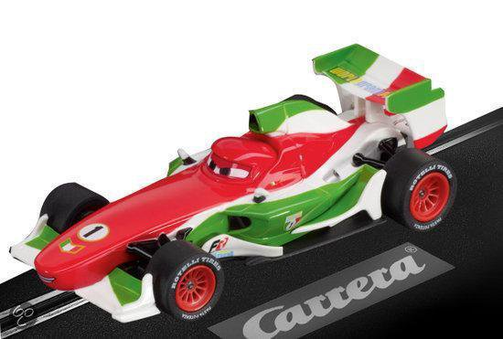 Carrera Go Racebaan Disney Cars 2 - Porto Corsa Racing