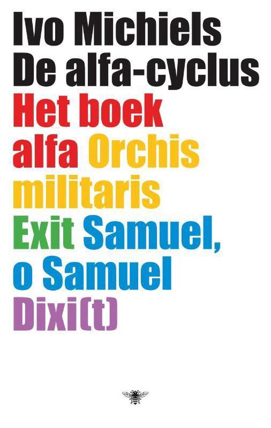 De Alfa-cyclus - I. Michiels |