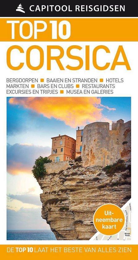 Capitool Reisgids Top 10 Corsica - Capitool  