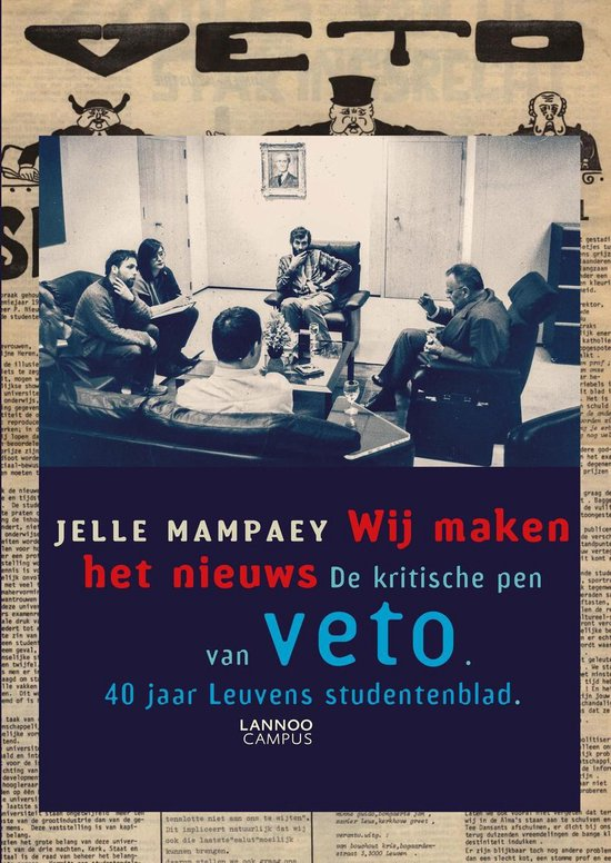 WIJ MAKEN HET NIEUWS - Jelle Mampaey |