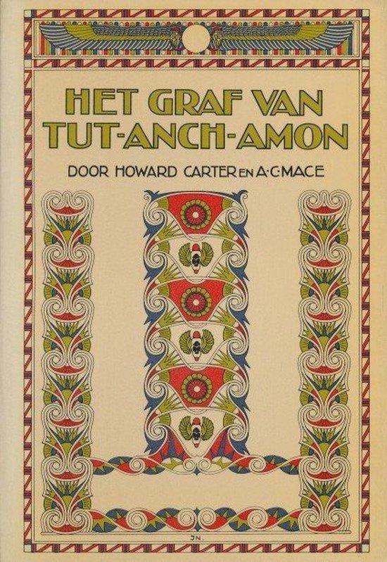 Graf van tut anch amon - Howard Carter  
