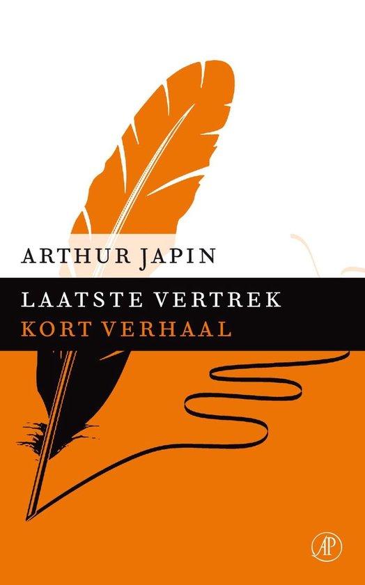 Laatste vertrek - Arthur Japin |