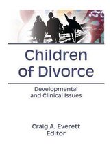 Boek cover Children of Divorce van Craig Everett
