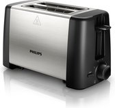 Philips Daily HD4825/90 - Broodrooster - Zwart