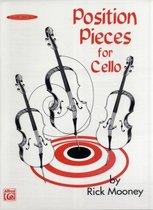 Afbeelding van Position Pieces for Cello