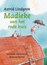 Astrid Lindgren Bibliotheek 8 - Madieke van het rode huis