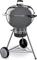 Weber Master Touch GBS Houtskoolbarbecue - � 57 cm - Grijs