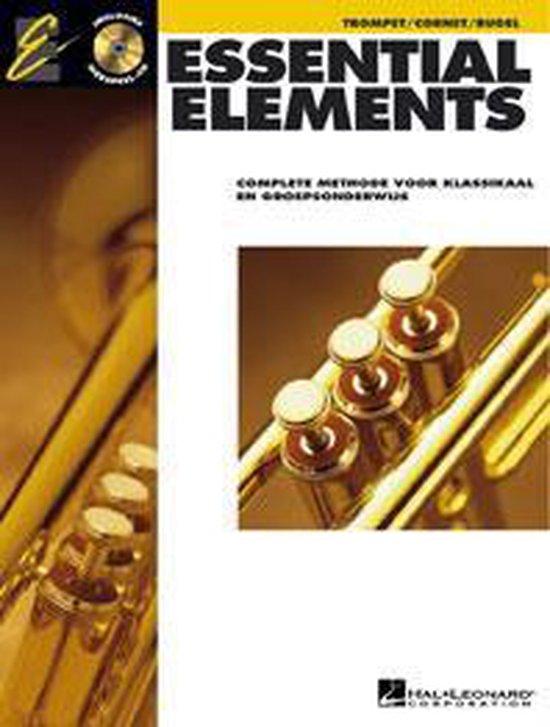1 Trumpet Essential elements - Divers |