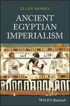 Boek cover Ancient Egyptian Imperialism van Ellen Morris