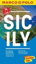 Sicily Marco Polo Pocket Travel Guide - with pull out map