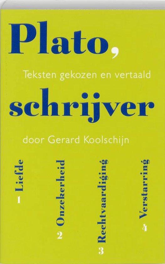 Plato schrijver - G. Koolschijn | Fthsonline.com